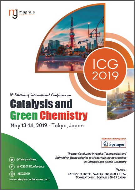 4th Edition of International Conference on Catalysis and Green Chemistry Book