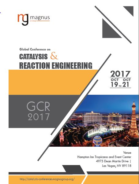 Global Conference on Catalysis and Reaction Engineering Book