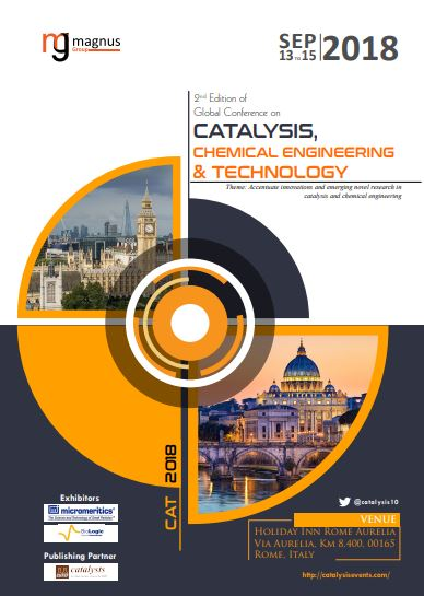 2nd Edition of Global Conference on Catalysis, Chemical Engineering and Technology Book