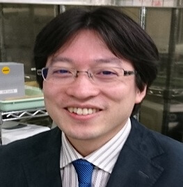 Potential speaker for catalysis conference 2021 - Tsuyoshi Hoshino